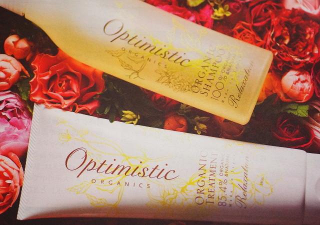 optimistic ORGANICS