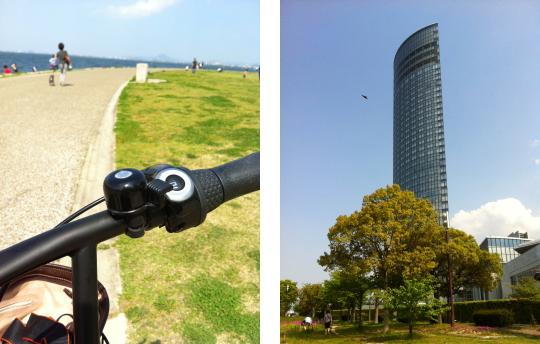 大津プリンスホテルのレンタサイクル 料金