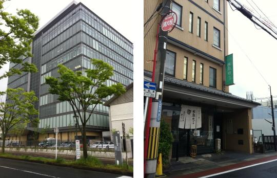 大津プリンスホテル サイクリング マップ